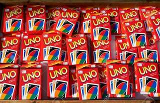 Uno card Uno cards ONHAND 10 pcs