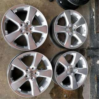 SPORT RIM 18inch TOYOTA HARRIER DESIGNS