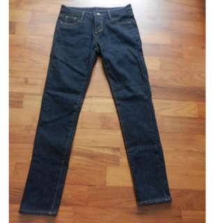Jeans with Fur Lining