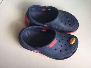 Crocs authentic blue