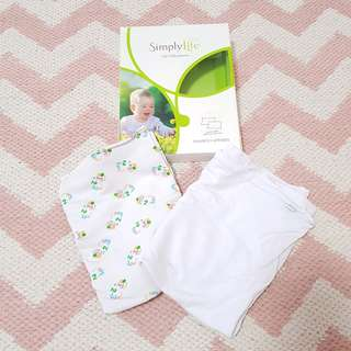 Brand new bamboo pillowcases for toddlers