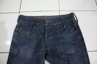 Celana Jeans Pria Levis Copper Original Limited Edition