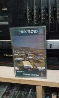 Kaset pink floyd