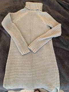 Brand new seed knit dress