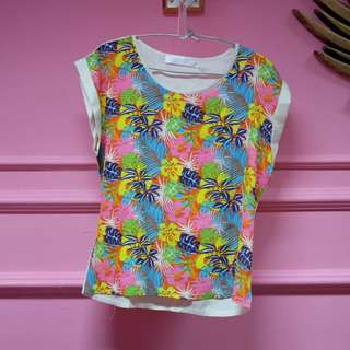 flower shirt #lsprcampus