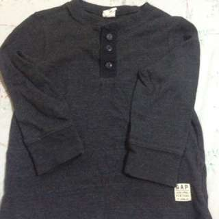 Gap longsleve shirt from us..age 1 to 2 old