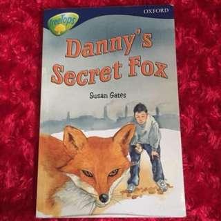•used• Danny's Secret Fox