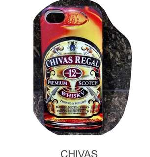 Case chivas regal