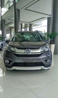 Miliki Honda BRV DP mulai 17 jt
