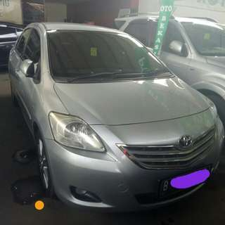 Toyota Vios G AT 2007