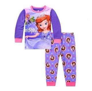 Sofia the first Pajamas