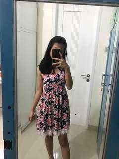 Color Full Dress