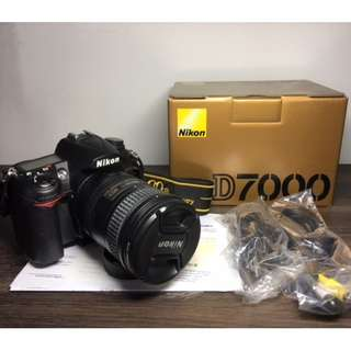 D7000 Body For Sale