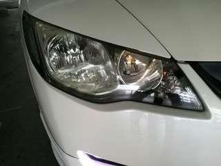 Civic FD Headlights