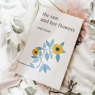 BN The Sun and Her Flowers by Rupi Kaur
