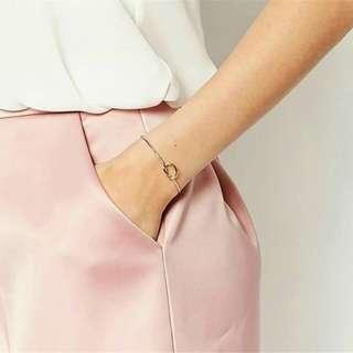 Tie Knot Bracelet