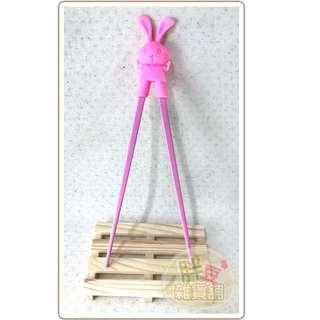 『胖豆雜貨舖』[全新] 兔子踩高蹺筷子 / 筷子