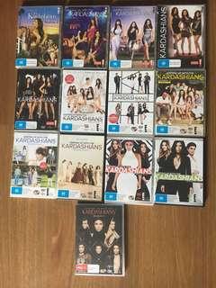 Kardashian seasons