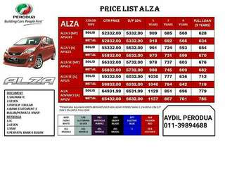 ALZA 1.5 S AUTO