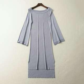 Korean women fashion trendy long sleeve