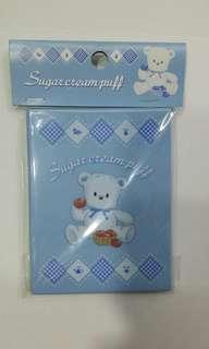 雪熊Sugar cream puff 鏡梳set