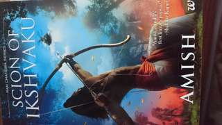 Scion of ikshvaku - ram chandra series -1 by AMISH