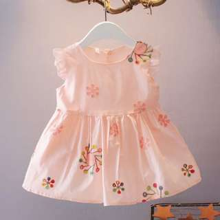 #weloveall Pink Girly Dress
