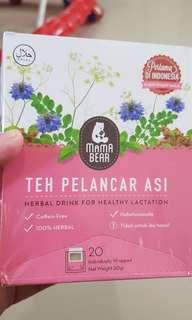 Mama bear tea booster