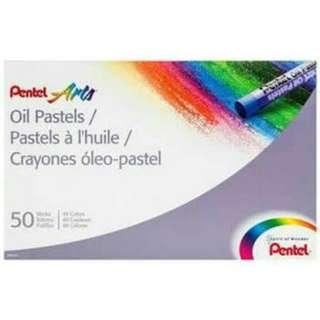Pentel Arts (Oil Pastels)
