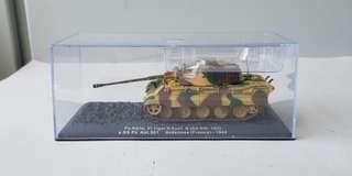 1/72 King Tiger Diecast