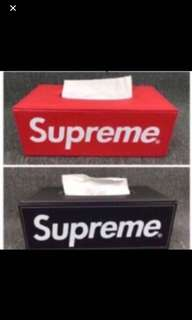 Supreme Tissue Box - 2 colours
