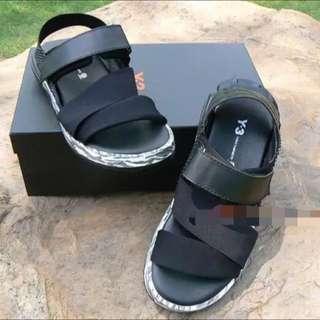 a1c3d6855  03Men s Japanese Style Sandals Floral Design Camo Design Y-3 Y3 Kaohe  Sandals
