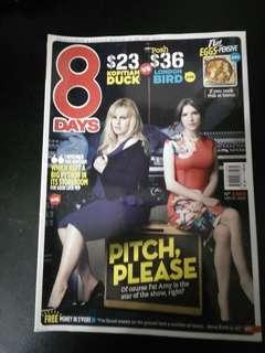 8 days issue 1263
