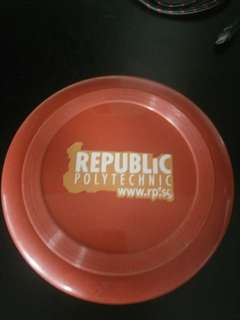 Frisbee-republic polytechnic
