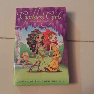 •used• Goddess Girls Book 19