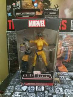 Marvel Legends HELLCAT - ml dc avengerd infinity thanos xmen hasbro