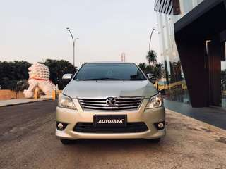 Toyota Kijang Innova G Diesel 2013