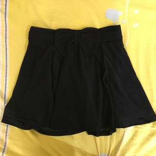 NEWLOOK DIVIDED A LINE SKIRT
