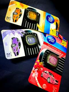 Ambi Pur Mini Clip Car Freshener (3 for RM10)