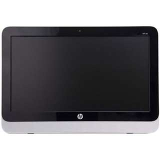 HP 20 inch all in one touch screen computer