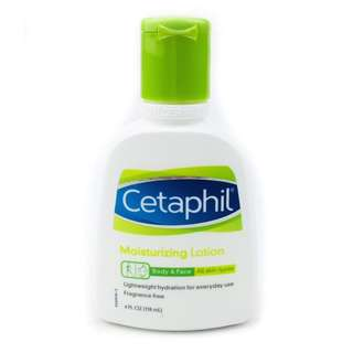 CETAPHIL Moisturizing Lotion 118ml