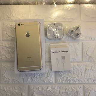 iPhone 6s Plus 128gb hk version gold