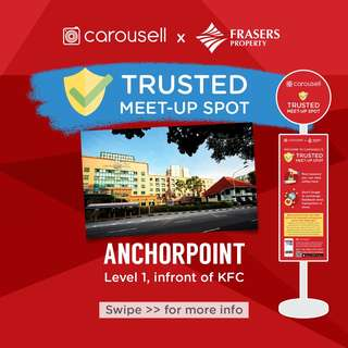 Trusted Meet-Up Spot: Anchorpoint