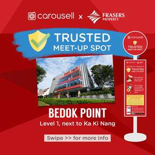 Trusted Meet-Up Spot: Bedok Point