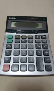 Casio Calculator DJ-120