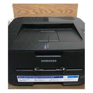 無碳粉 正常品 SAMSUNG 三星 三爽 ML-1915 黑白雷射印表機