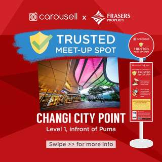 Trusted Meet-Up Spot: Changi City Point