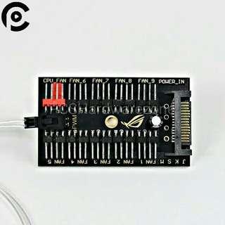 PWM Fan Controller Hub (1 - 10 ways)
