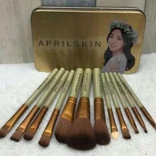 April Skin 12pc Brush Set