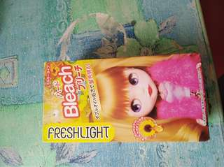 Japan bleaching set,
